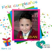 Cumpleaños Esteban