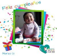 Cumpleaños Luciana