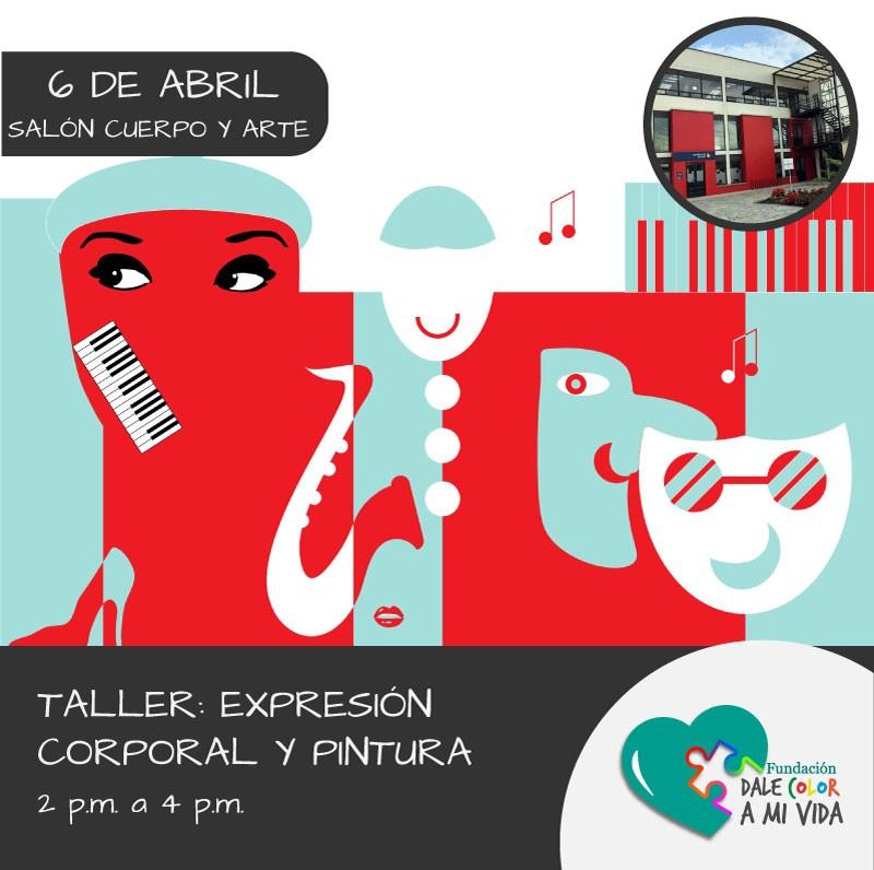 Taller: Expresión corporal