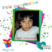 Cumpleaños Juan Sebastian