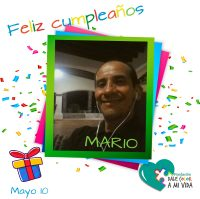 Cumpleaños Mario